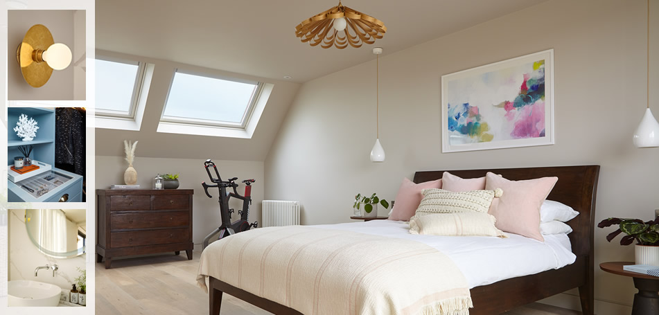 we convert lofts and offer premium loft conversion throughout Molesey (East and West)